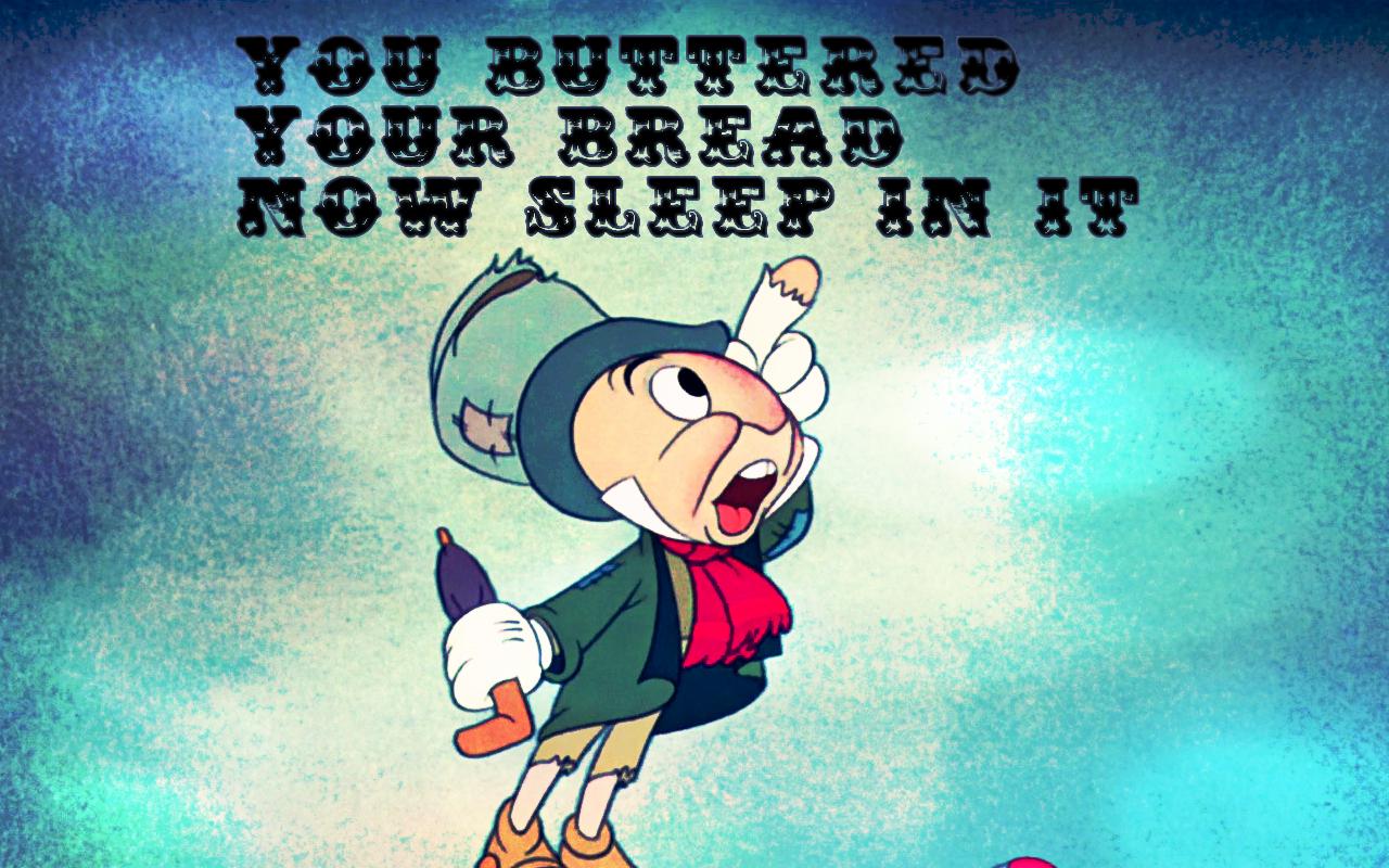 Jiminy Cricket Quotes Related Keywords & Suggestions - Jiminy Cricket ...