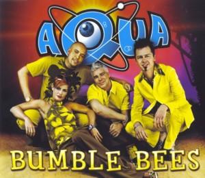 Aqua Bumble Bees