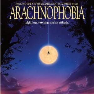 Arachnophobia-Poster